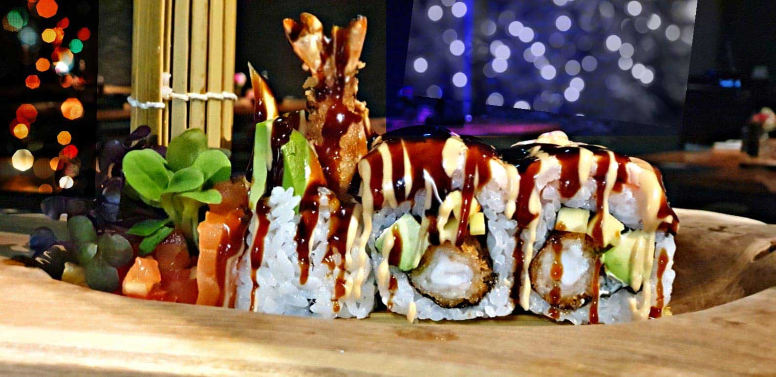 ComMami Sushi Worms - Indochine kitchen & Sushi bar
